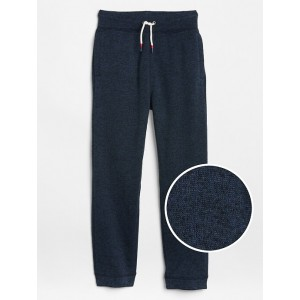 Pull-On Sweater Fleece Pants