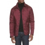 Water and Stain Resistant Quilted Jacket