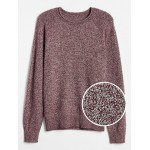 Roll-Neck Pullover Sweater
