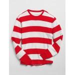 Stripe Thermal T-Shirt