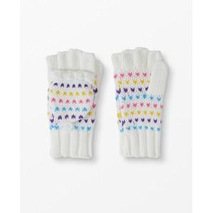 Birdseye Sweaterknit Convertible Mittens
