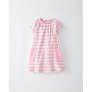 Pocket Dress In Organic Cotton