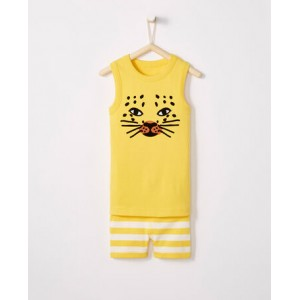 Tank John Pajamas In Organic Cotton