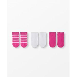 Bright Basics Ankle Socks 3 Pack
