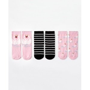 Mix A Lot Sock 3 Pack