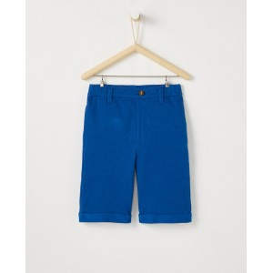 Chino Shorts In French Terry