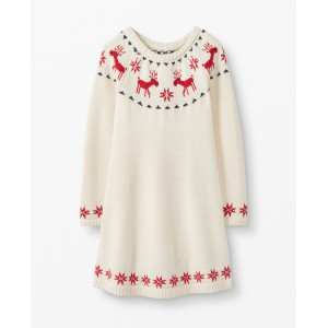 Dear Deer Sweater Dress