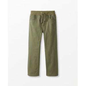Kickstart Slim Pants In Stretch Twill