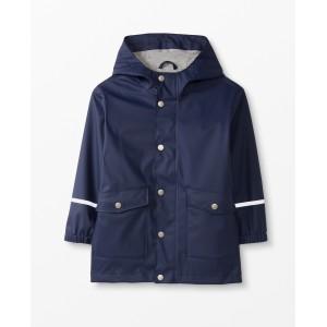 Hello Rain Waterproof Jersey Lined Jacket