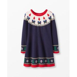 Gnome Sweet Gnome Sweater Dress