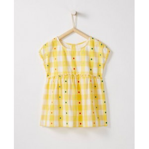 Celebrate Spring Woven Top
