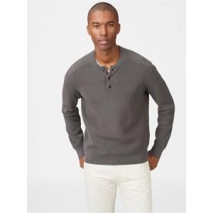 Baseball Collar Sweater