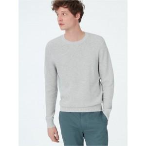 Stitch Crew Sweater