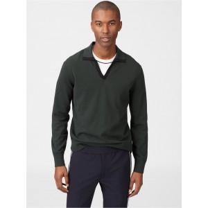 Johnny Collar Sweater