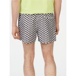 Arlen Checkerboard Swim Trunk