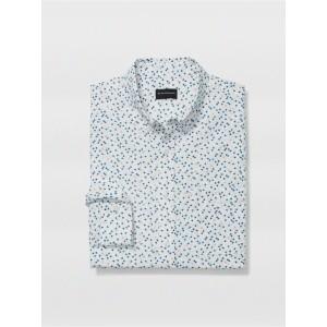 Slim Agave Ditsy Shirt
