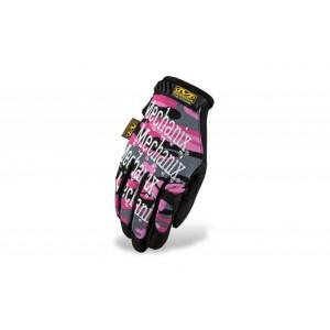 Mechanix Original Womens Gloves - Pink Camo