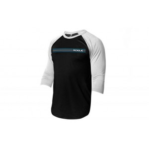 Rogue Lines 3/4 Sleeve - Black/White
