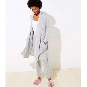 Cozy Hooded Robe