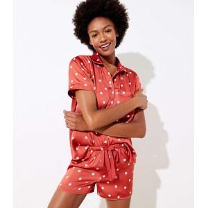 Dotted Pajama Set