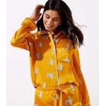 Snow Tiger Pajama Top