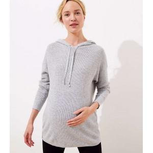 Maternity Hoodie Sweater