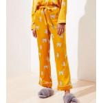 Snow Tiger Pajama Pants