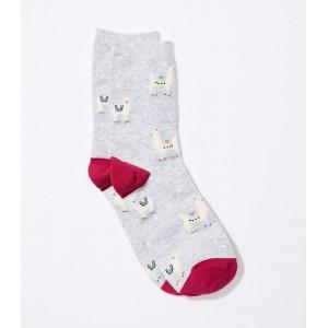 Llama Crew Socks