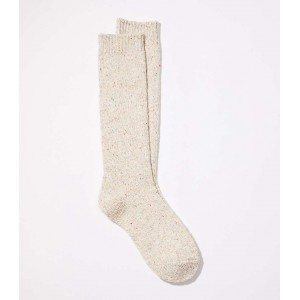Flecked Boot Socks