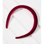 Puffed Velvet Headband