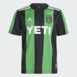 Austin FC 21/22 Home Jersey