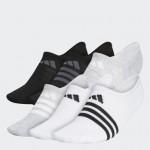 Superlite Stripe Super-No-Show Socks 6 Pairs