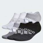 Superlite Badge of Sport No-Show Socks 6 Pairs