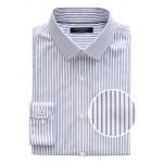 Camden Standard-Fit Non-Iron Stripe Dress Shirt