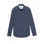 Camden Standard-Fit Luxe Poplin Fox Print Shirt