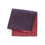 Leto Foulard Silk Pocket Square