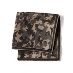 BR x Kevin Love &#124 Camo Silk Pocket Square