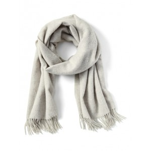 Heathered Wool Scarf