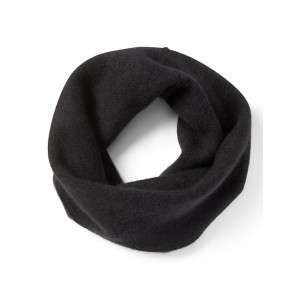 Brushed Cashmere Snood Scarf