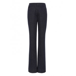 JAPAN ONLINE EXCLUSIVE Blake Wide Leg-Fit Pinstripe Pant