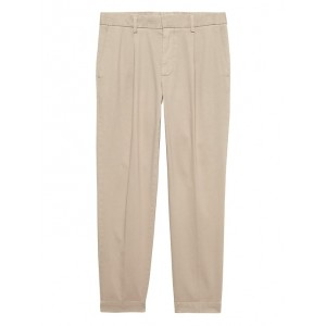 JAPAN ONLINE EXCLUSIVE Athletic Tapered Pleated Traveler Pant