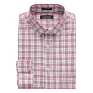 Grant Slim-Fit Non-Iron Tartan Plaid Shirt