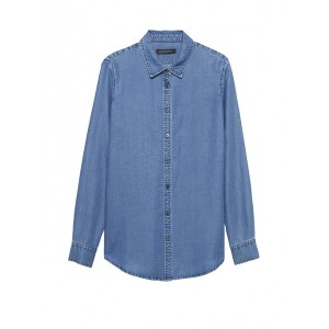 Dillon Classic-Fit Chambray Shirt