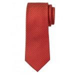 Textured Dot Silk Nanotex® Tie