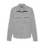 Fleece Shirt Jacket