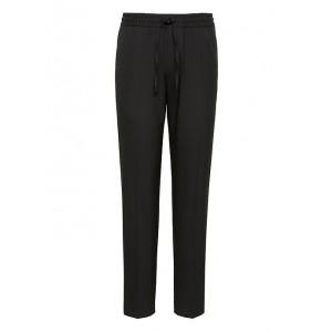 Slim Lightweight Drawstring Suit Pant