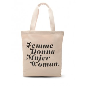 International Women's Day Canvas Tote