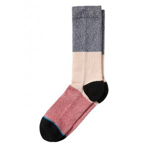 Stance &#124 Neapolitan Stripe Classic Crew Sock