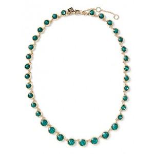 Brilliant Gemstone Necklace
