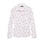 Quinn Straight-Fit Floral Shirt